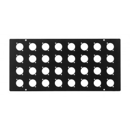 CANFORD STAGE/WALLBOX TOP PLATE 32 HOLES FOR TYPE C