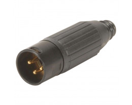 SWITCHCRAFT AAA3MBAUZ MALE XLR GOLD CONNECTOR