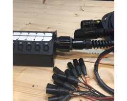 Create your own Multipin Stage Box