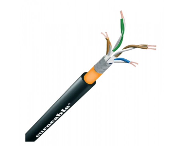 EUROCABLE CAT7 SFTP PURE CAVO ETHERNET SCHERMATO