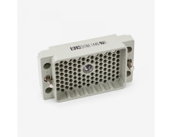 EDAC 120MP MULTIPIN MALE PANEL CONNECTOR